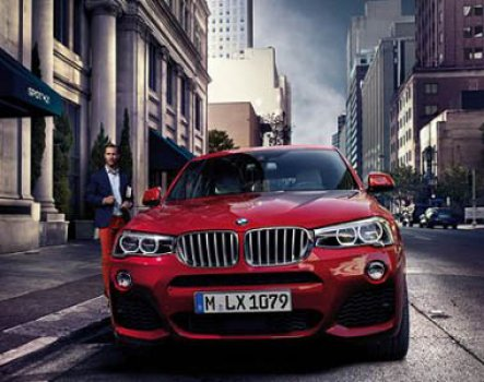 BMW X4 xDrive 35d  Price in Macedonia