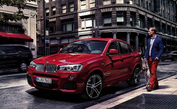 BMW X4 xDrive 35i  Price in Egypt