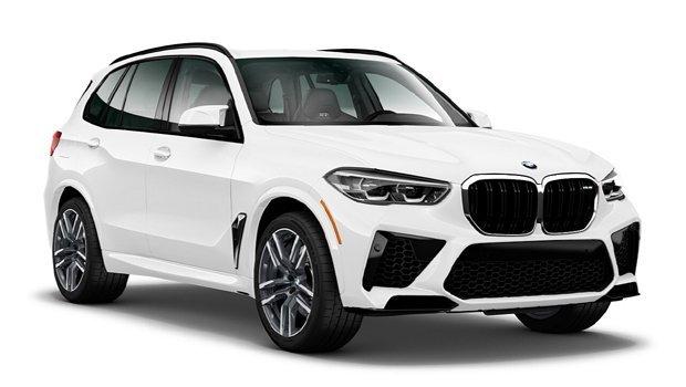 BMW X5 M 2022 Price in Thailand