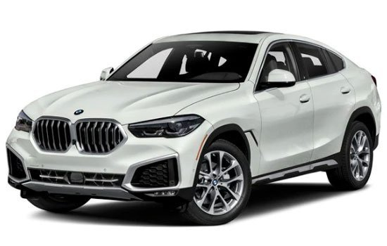 BMW X6 Competition Sports Activity 2020 Price in Iran