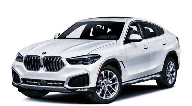BMW X6 M50i 2022 Price in Kuwait