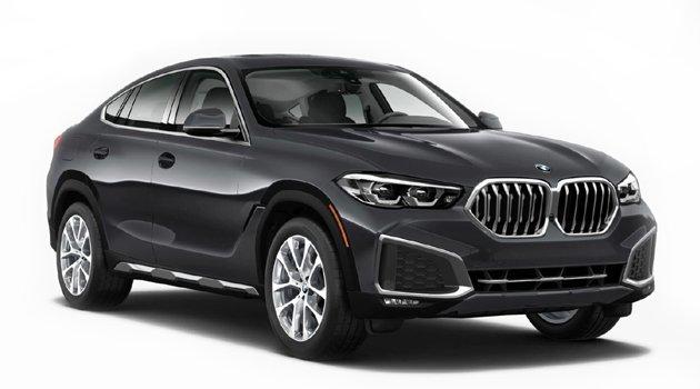 BMW X6 sDrive40i RWD 2021 Price in Vietnam