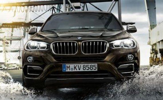 BMW X6 xDrive 50i Price in Malaysia
