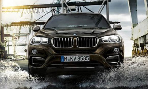 BMW X6 xDrive 50i  Price in China