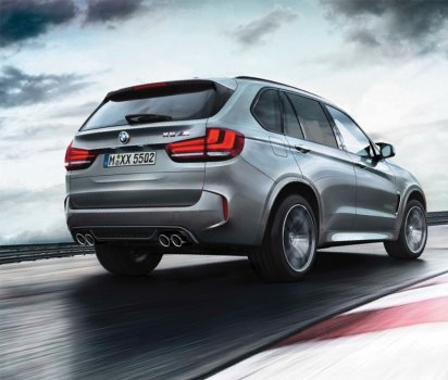 BMW X5 M Price in China
