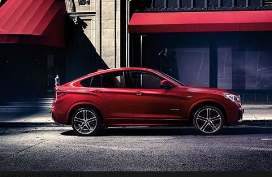 BMW X4 xDrive 35d Price in China