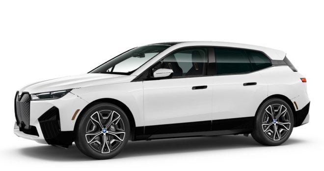BMW iX 2022 Price in Europe