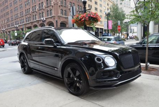 Bentley Bentayga Black Edition 2018 Price in Canada