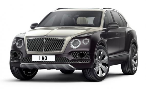 Bentley Bentayga Mulliner 2018 Price in Oman