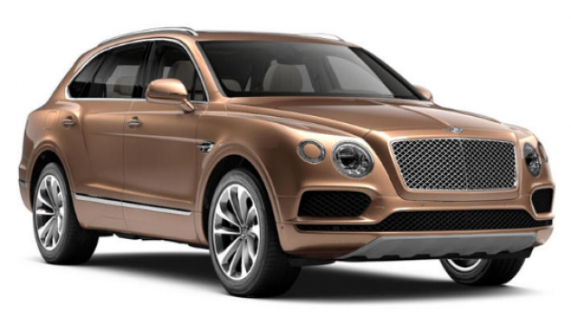 Bentley Bentayga Mulliner 2019 Price in Thailand