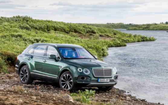 Bentley Bentayga Onyx 2018 Price in Canada