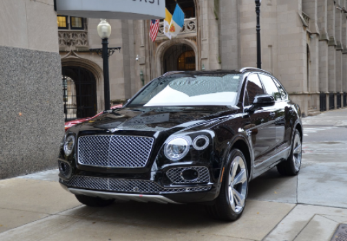 Bentley Bentayga Signature 2018 Price in Hong Kong