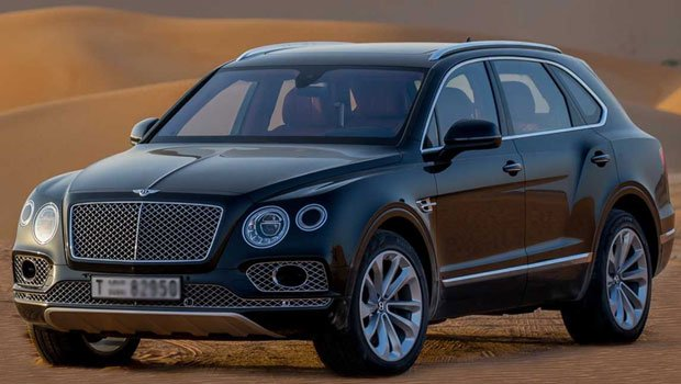 Bentley Bentayga Speed 2021 Price in Oman