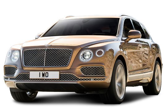 Bentley Bentayga V12 2020 Price in India