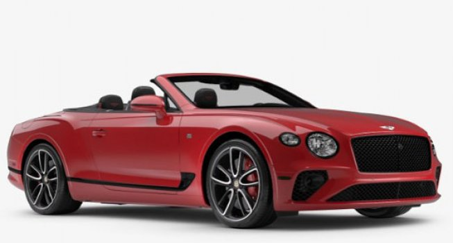 Bentley Continental GT V8 Convertible 2020 Price in Egypt