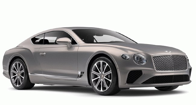 Bentley Continental V8 Coupe 2021 Price in France