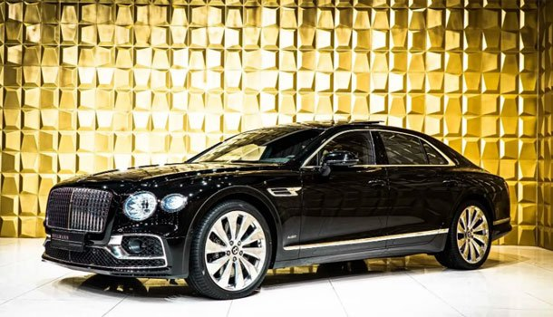 Bentley Flying Spur First Edition 2020 Price in France