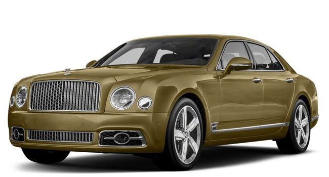 Bentley Mulsanne 2020 Price in Romania