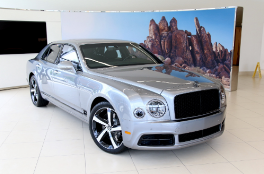 Bentley Mulsanne Speed 2018 Price in Dubai UAE