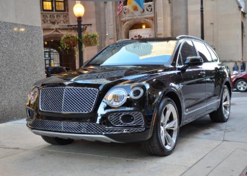 Bentley Bentayga Activity 2018 Price in Qatar