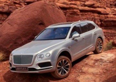 Bentley Bentayga W12 Price in Saudi Arabia