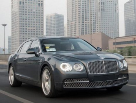 Bentley Continental Flying Spur W12 Price in Bangladesh