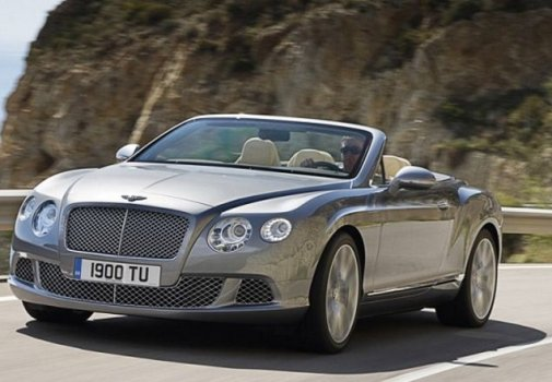 Bentley Continental GTC W12 Price in Bangladesh