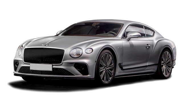 Bentley Continental GT Speed 2022 Price in Europe