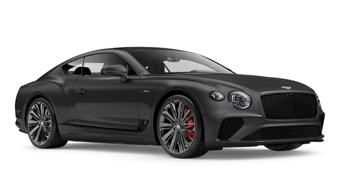 Bentley Continental GT Speed Coupe 2022 Price in China