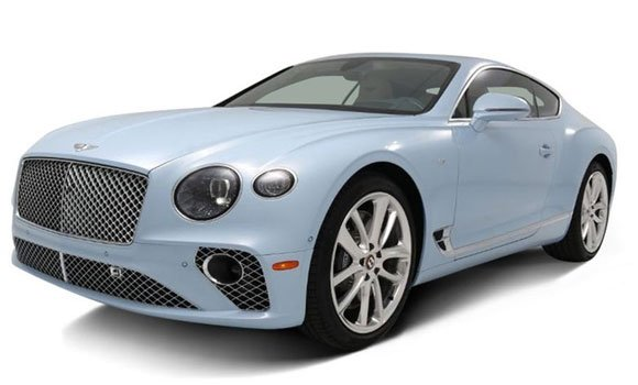 Bentley Continental GT V8 Coupe 2020 Price in Dubai UAE