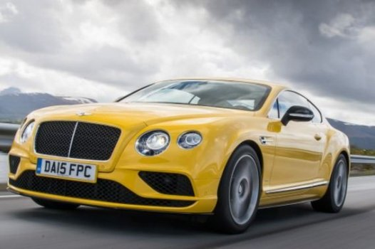 Bentley Continental GT W12 Speed Price in Saudi Arabia