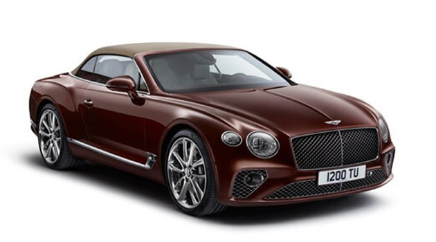 Bentley Continental V8 Convertible 2021 Price in Indonesia