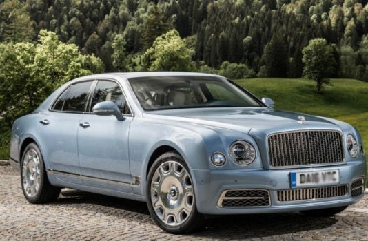 Bentley Mulsanne Extended Wheelbase Price in Malaysia