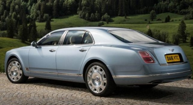 Bentley Mulsanne Speed Price in Kuwait