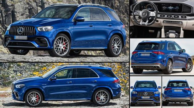 Mercedes Benz GLE63 S AMG 2021 Price In Kenya , Features ...