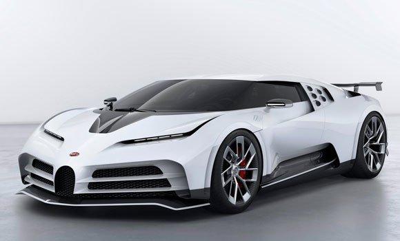 Bugatti Centodieci 2022 Price in Italy