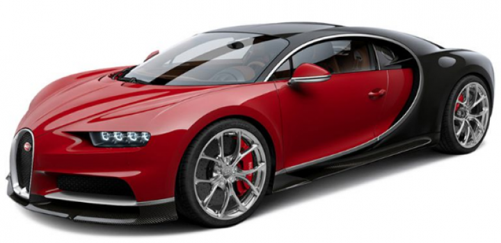 Bugatti Chiron 2019 Price in Egypt
