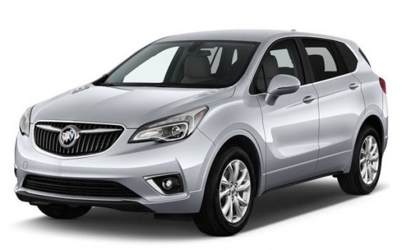 Buick Envision Preferred 2020 Price in India