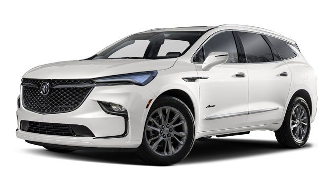 Buick Enclave Avenir 2022 Price in Canada