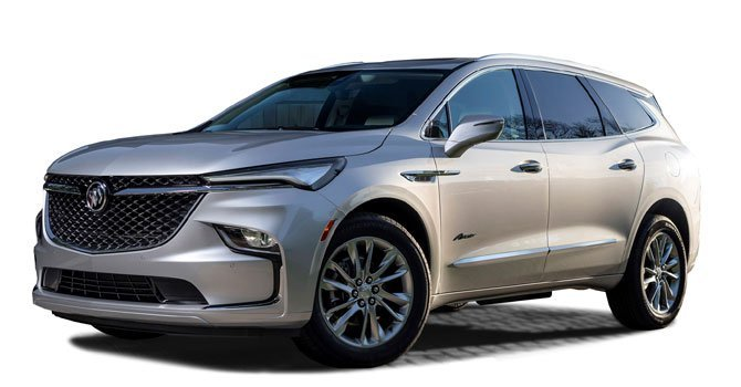 Buick Enclave Essence AWD 2022 Price in Spain