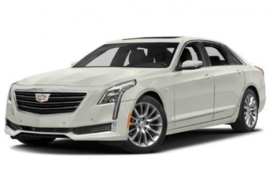 Cadillac CT6 3.0L Twin Turbo Platinum AWD 2018 Price in Qatar