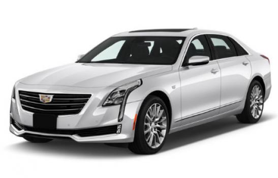 Cadillac CT6 3.6L Platinum AWD 2018 Price in Europe
