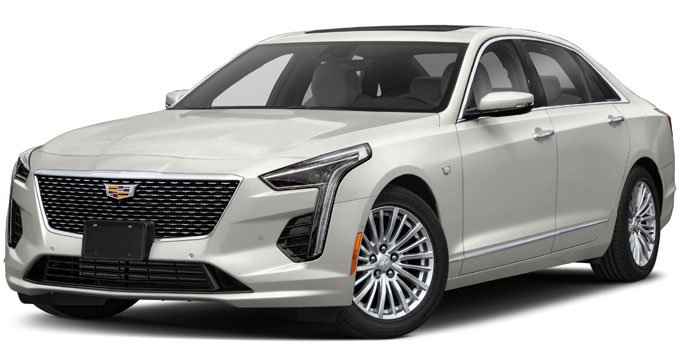 Cadillac CT6 4.2L Turbo Platinum 2020 Price in United Kingdom