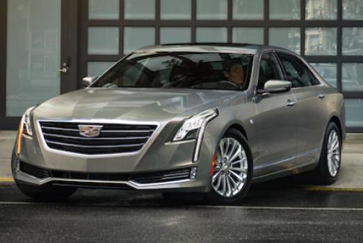 Cadillac CT6 Hybrid Plug-In 2018 Price in Qatar