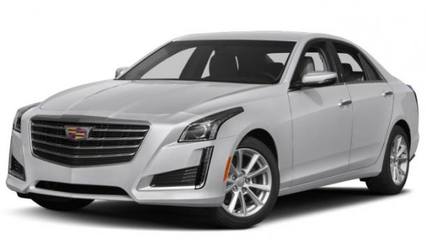 Cadillac CTS 3.6L Luxury 2019 Price in Australia