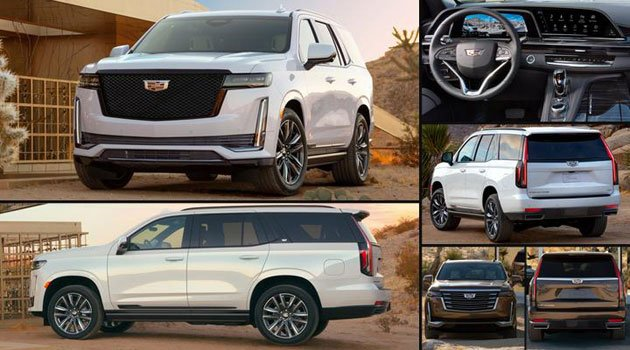 Cadillac Escalade 2021 Price In India , Features And Specs ...