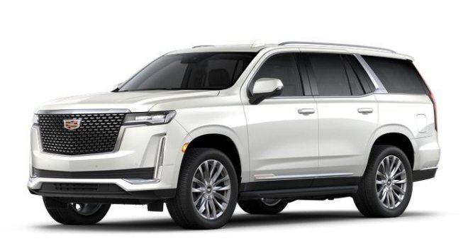 Cadillac Escalade Luxury 2WD 2021 Price in Indonesia