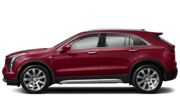 Cadillac XT4 4dr Premium Luxury 2020 Price in Greece