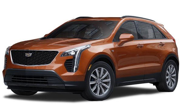 Cadillac XT4 Luxury 2021 Price in Russia