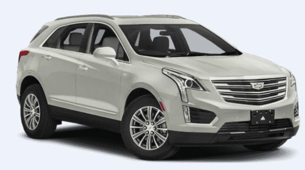 Cadillac XT5 FWD 2019 Price in Nigeria